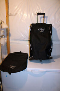 Grit Ice Skating bag with Dress bag