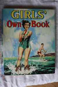Girls' Own Annuals (2) & Girls' Own Book (1)