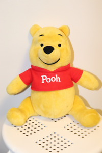 Winnie the Pooh plush collectible