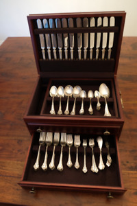 Sterling Silver Flatware (set for 12)
