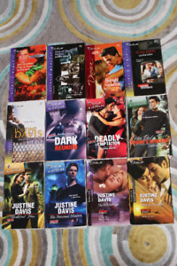 Assorted romance novels - some complete series!!