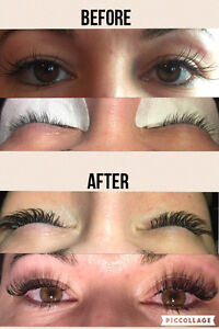 Eyelash Extensions means no makeup on vacation!! Strathcona County Edmonton Area image 2