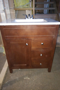 Bathroom Vanity 31 x 19inch