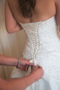 Ella Rosa Private Label by G wedding gown Peterborough Peterborough Area image 4