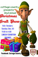 2ND ANNUAL: LINDSAY CHRISTMAS CRAFT SHOW