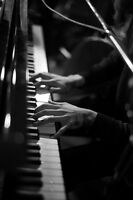 creative music lessons: piano, composition, improv skills, etc.