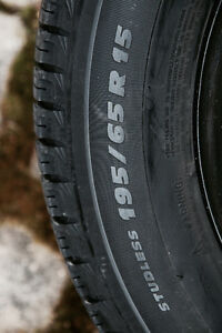 Michelin Ice tires on Rims London Ontario image 4