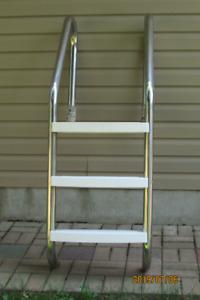 Inground S.S. Ladder