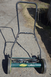Blood Sweat and Tears Yardworks Lawnmower