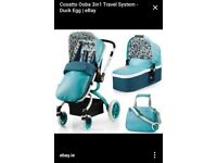 Cosatto Ooba pushchair