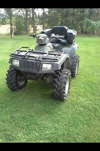 2004 arctic cat 650 twin