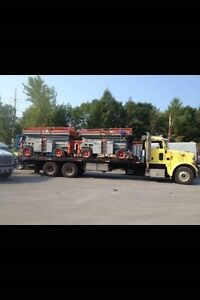peterbilt 365 10 roues towing 40 000 lbs