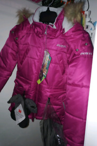 Girls brand new with tags Gusti snowsuit