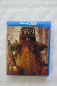 """""""The Hobbit...An Unexpected Journey""""...on Blu-ray"""