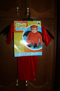 Toddler Halloween Devil Costume