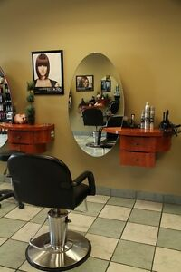 Entire salon furniture