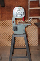 band saw and table saw for sale