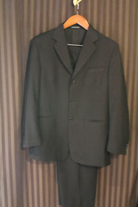 Men's Wool Suit size 42 tall