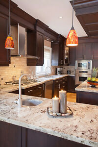 GRANITE Counter Starts from $50/sf QUARTZ from $55/sf installed Strathcona County Edmonton Area image 10