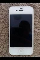 iPhone 4s white 8gb MINT CONDITION!
