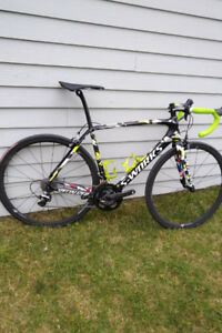 Specialized Men's S-Works Tarmac 2015 - Sagan collection