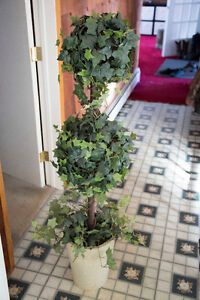 Large Topiary Faux Plant