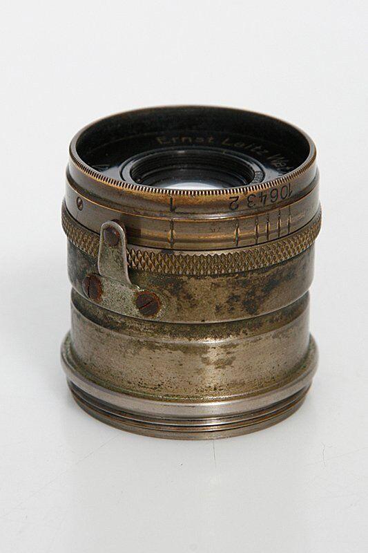 Leitz Leica Varob 5cm f3.5 Enlarging Lens 50mm