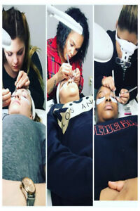 Eyelash Extension Training Course & Certification** from $399 **
