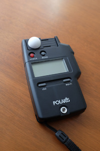 Polaris SPD100 Digital Flash-Exposure Light Meter