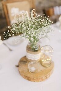 Rustic Wedding Centerpieces For Sale