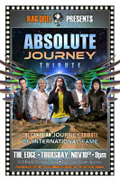 """Absolute Journey - """"Journey"""" Tribute Band of International Fame"""