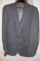 HARRIS TWEED SPORT JACKET (SIZE LARGE)