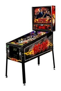 AC/DC Pinball Back By Popular Demand! Shipping from NITRO!