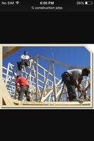 In search if a job in construction