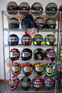 SNOWMOBILE MODULAR HELMETS ARE IN STOCK NOW!