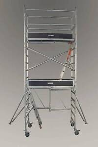 Synergy Scaffolding Aluminium–  H-Frame  (0.7 x 1.8 x 3.6 ) Revesby Bankstown Area Preview