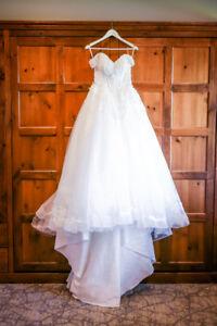 robe de mariage style princesse