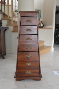 Pier One Dresser/chest of drawers
