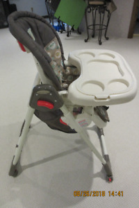 High Chair (like new) - $ 50.00