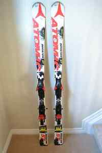 Atomic Redster ST 163cm with Atomic XTO12 Binding DIN: 4-12