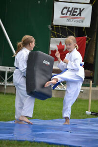 Summer Beginners (7 -12 yrs) Children's Karate at the YMCA Peterborough Peterborough Area image 3
