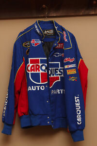 NASCAR Team CarQuest Jacket Kitchener / Waterloo Kitchener Area image 1
