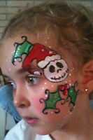Face painter for hire to other face painters