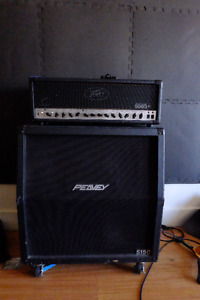 Peavey 6505+ Head and 5150 Cab