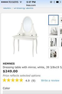 Dressing Table / vanity with mirror
