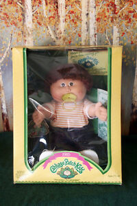 Vintage 1985 Coleco Cabbage Patch Kids Doll 'Jay Neil' NIB Rare Cambridge Kitchener Area image 1