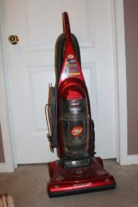 Various upright vacuum cleaners