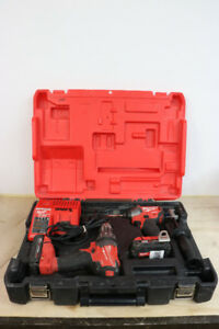 **M18** FUEL™ LITHIUM-ION 2-Tool Combo Kit, 2791-22CT (#13040)