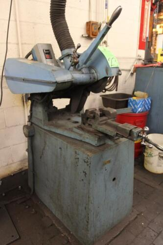 "RADIAL TYPE M 10"" CUT-OFF SAW"