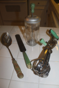 Antique Kitchen Decor Items (or can use)